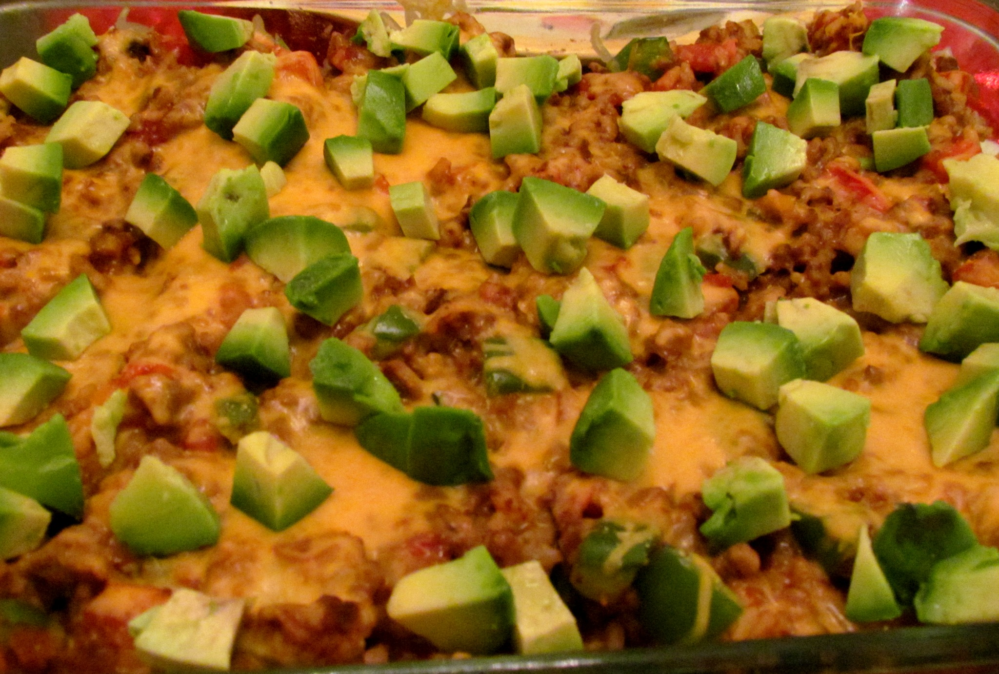 Sunday Night Dinner: Mexican Casserole