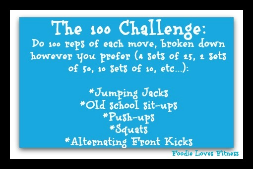 The Trio Timed Challenge Other At Home Workout Ideas Foodie