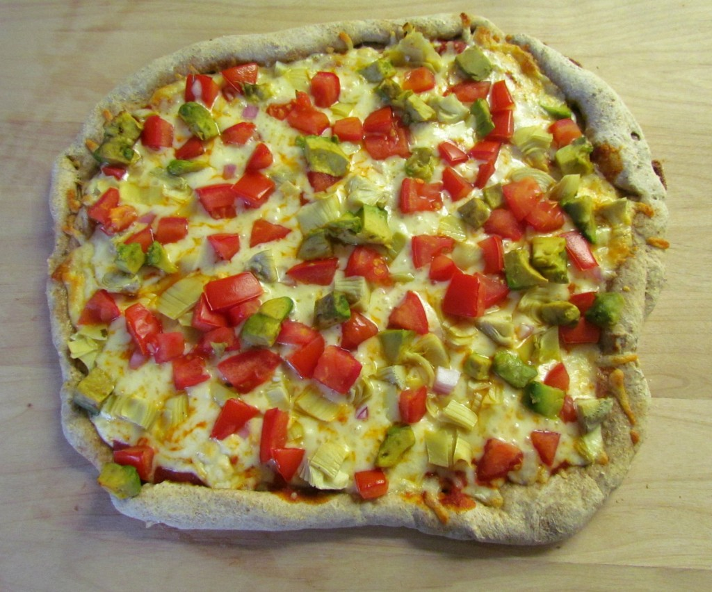 salad-pizza-3