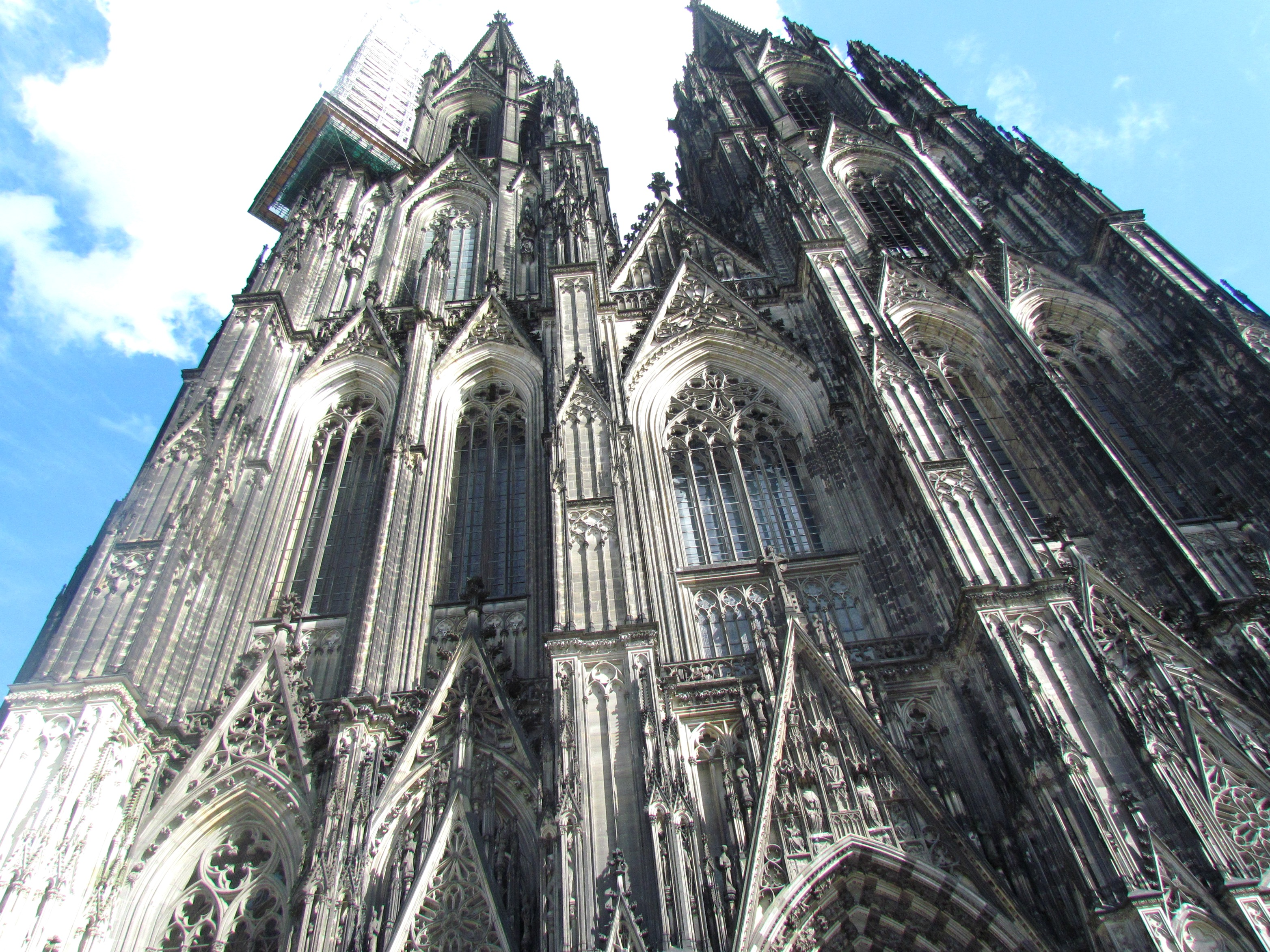 Exploring Cologne, Germany