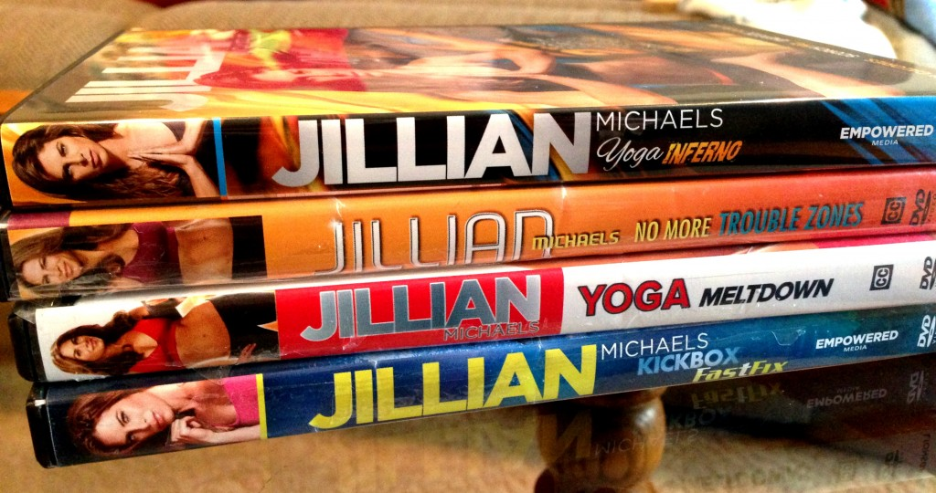 Jillian DVDs