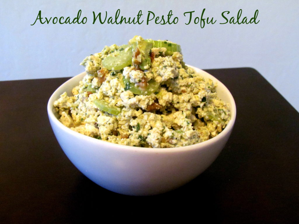 pesto tofu salad-3