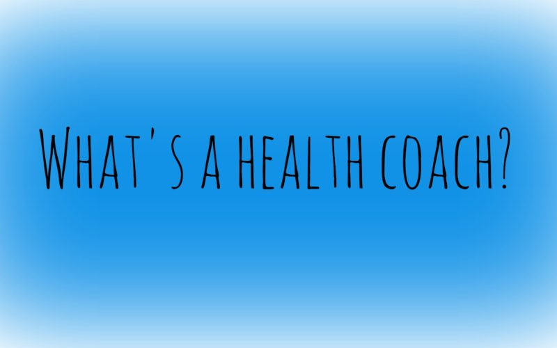 IIN Chat: What's a Health Coach?