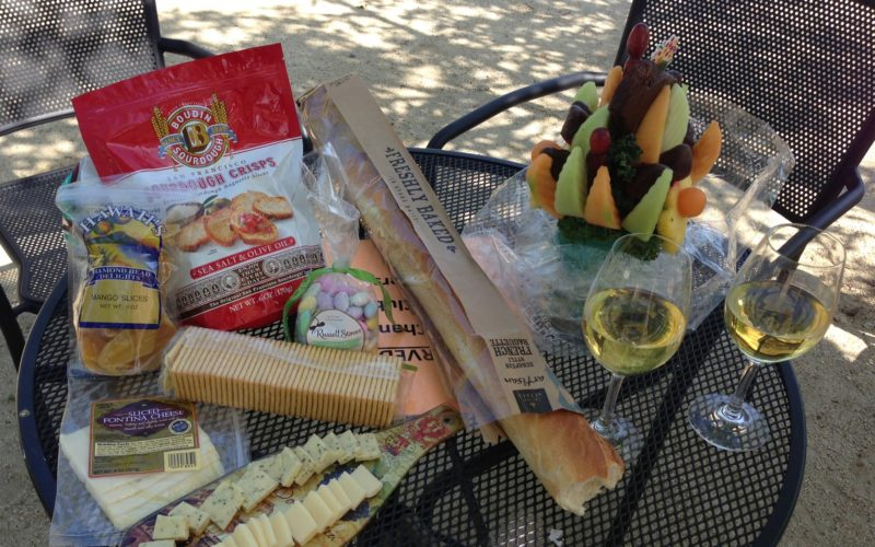Weekend Recap: Easter Winery Picnicking