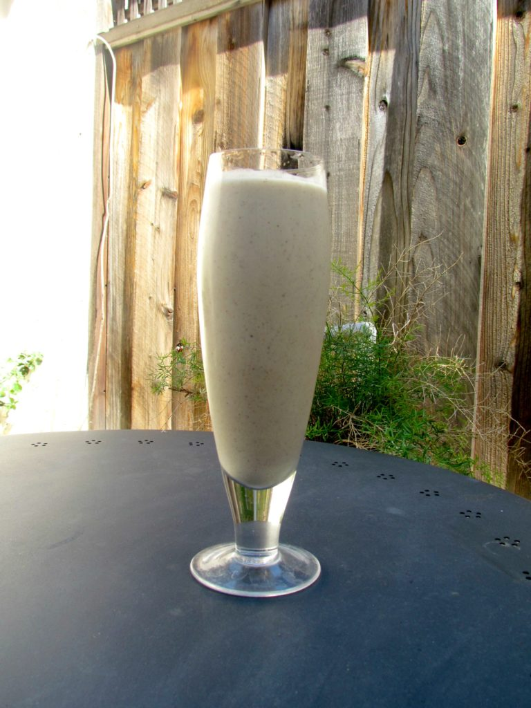 PB cinnamon smoothie-2