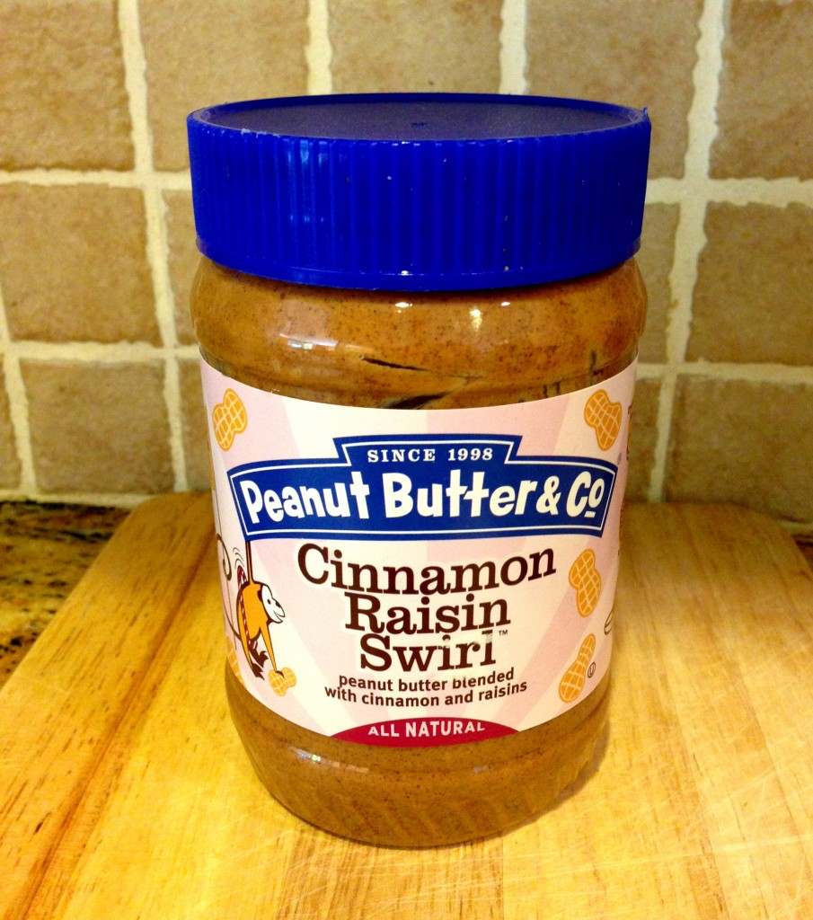 Cinnamon Raisin PB