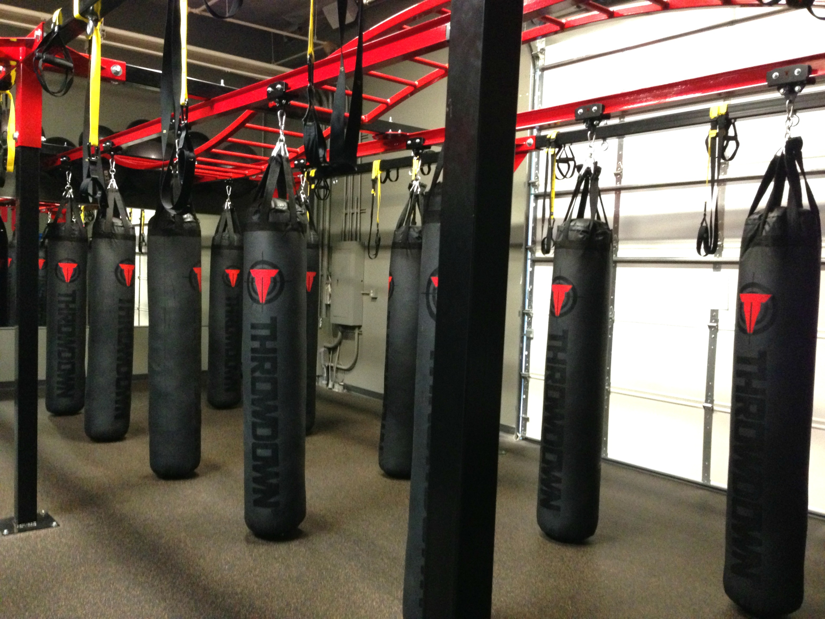 Experiencing Air Fit: Simulated High Altitude Training