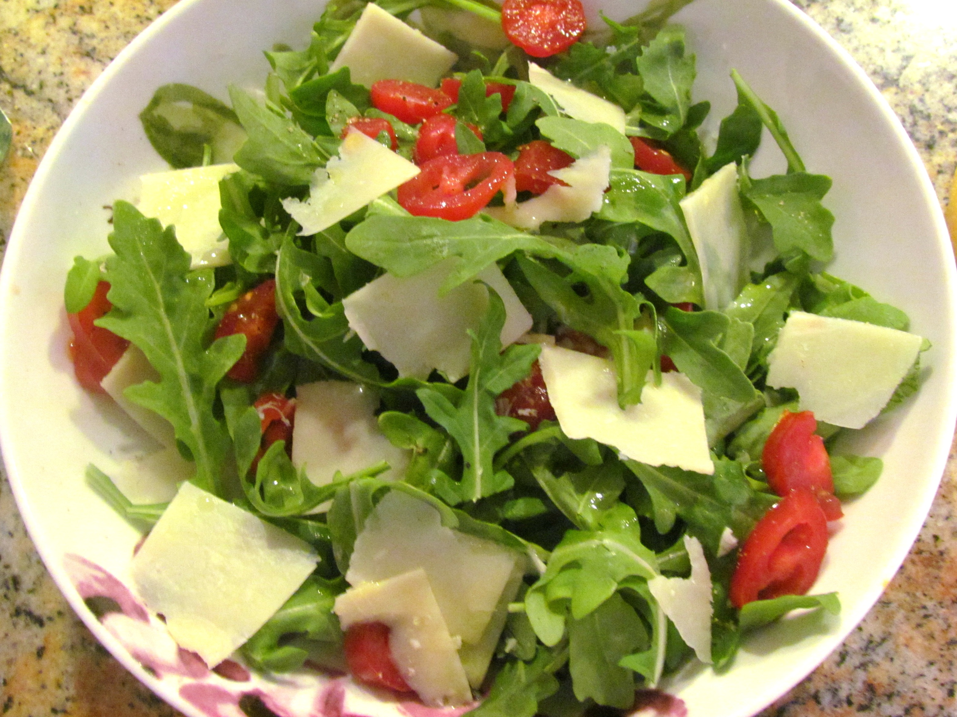 Arugula Salad-3 - Foodie Loves Fitness
