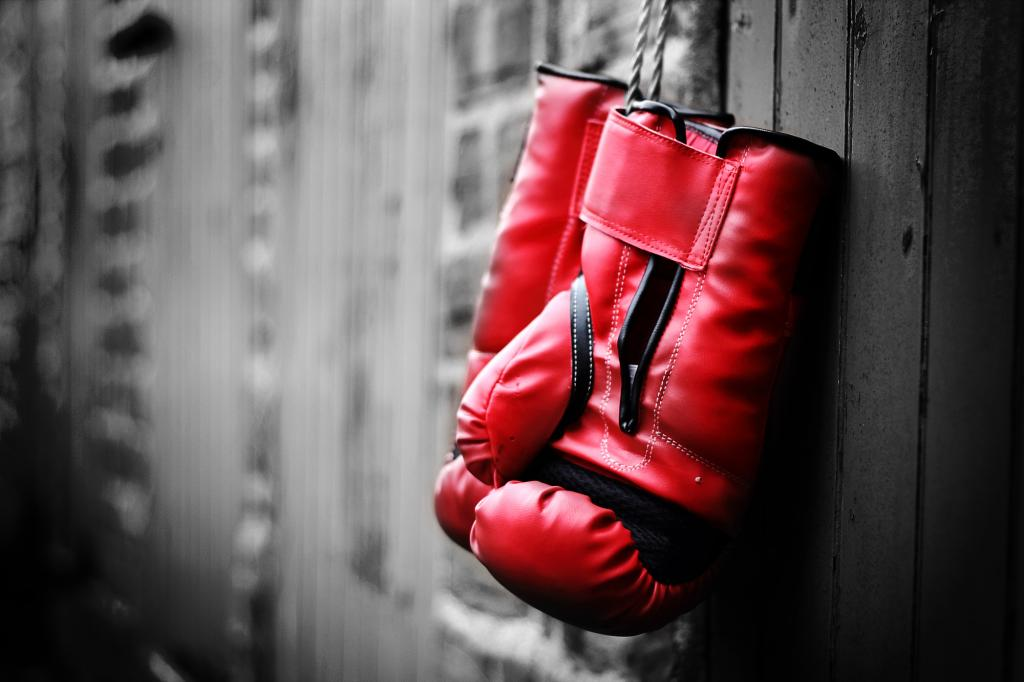 Boxing Gloves Quotes. QuotesGram