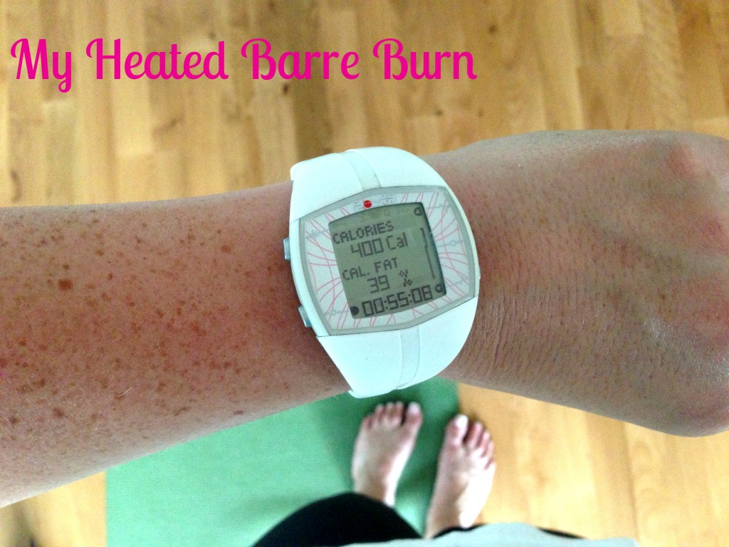 heated barre HRM