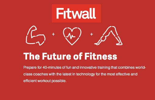 Fitwall graphic