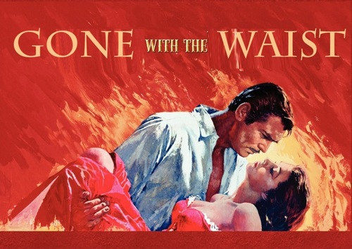 My Favorite Fitwall Workout: 'Gone with the Waist'