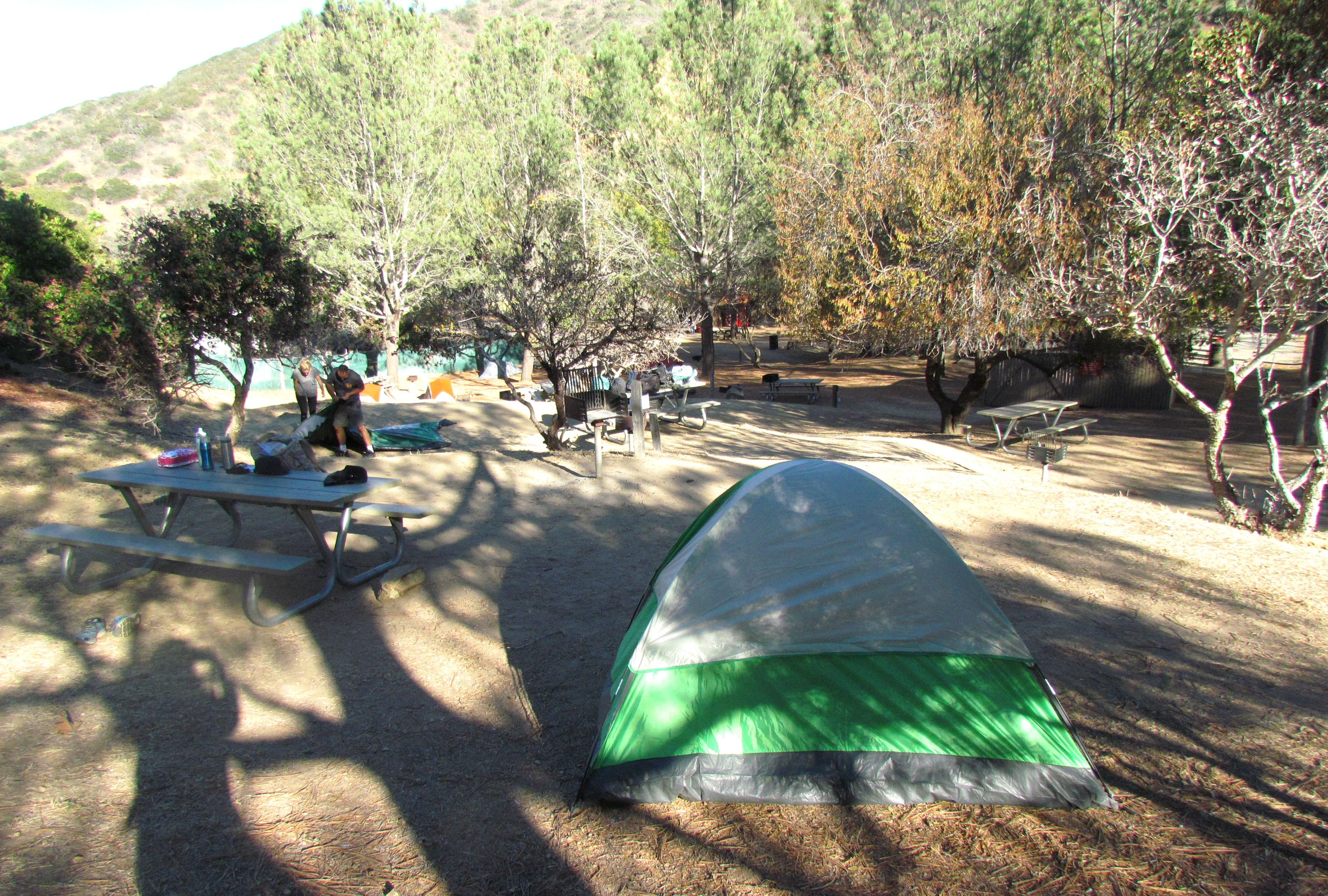 Hiking Amp Camping On Catalina Island Foodie Loves Fitness