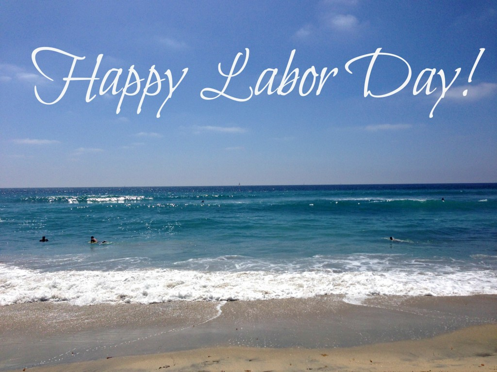 Labor Day at the beach