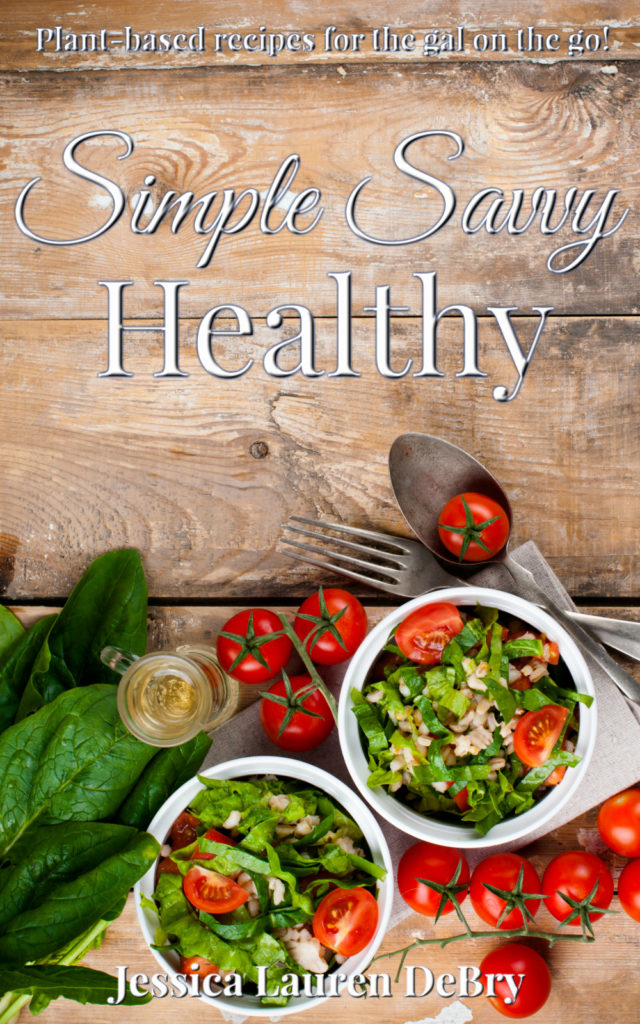 Simple Savvy eBook Cover
