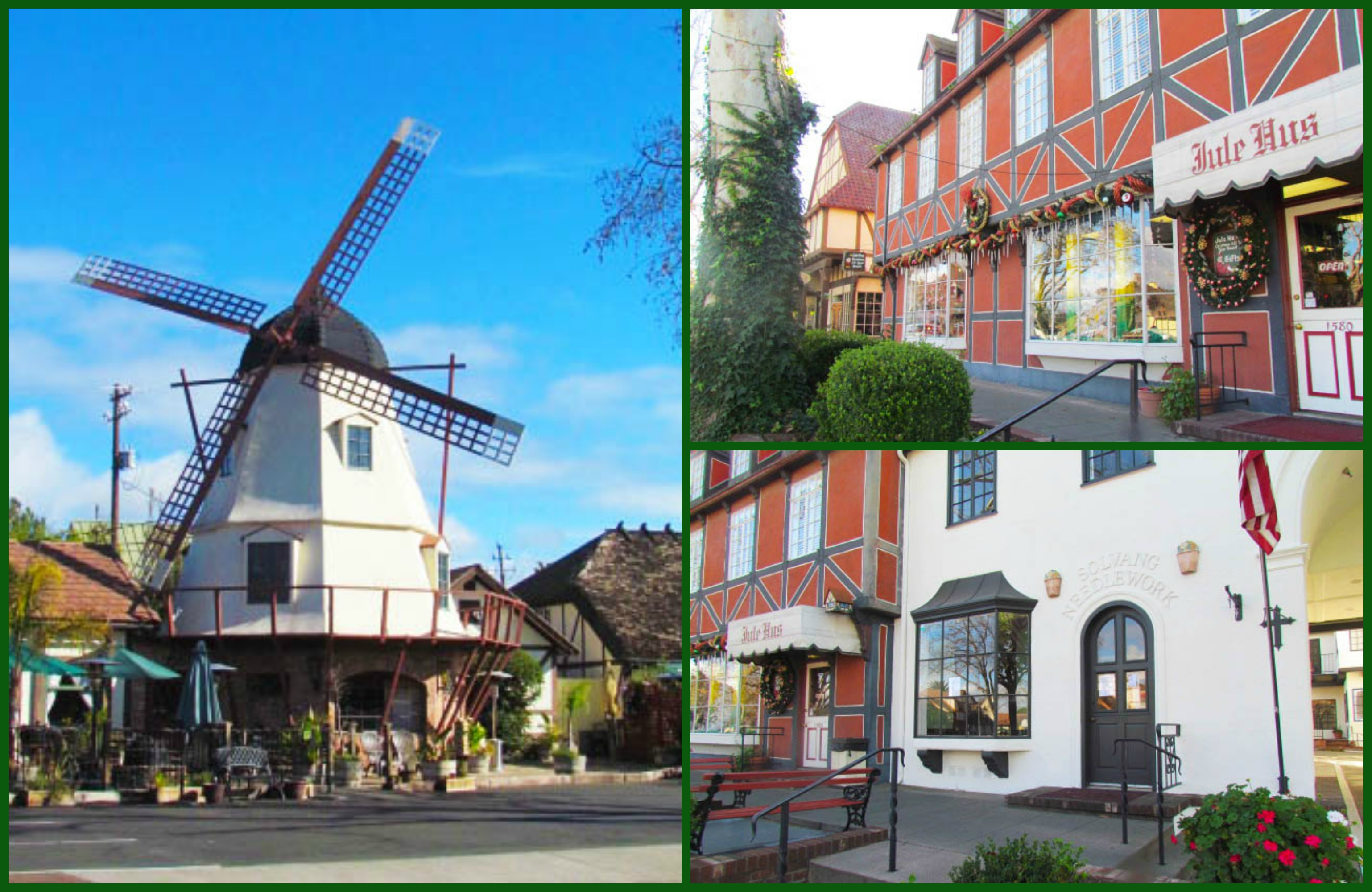 Solvang Collage