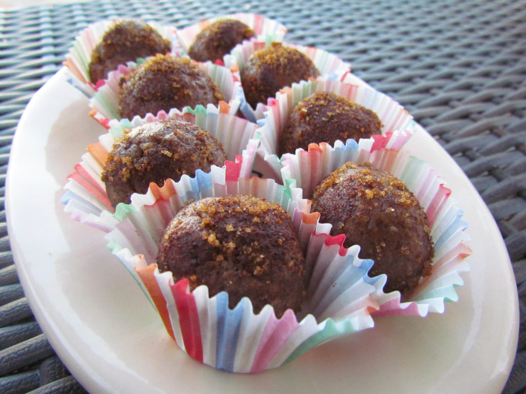 Chocolate Date Truffles - Dr. Laura's Kitchen