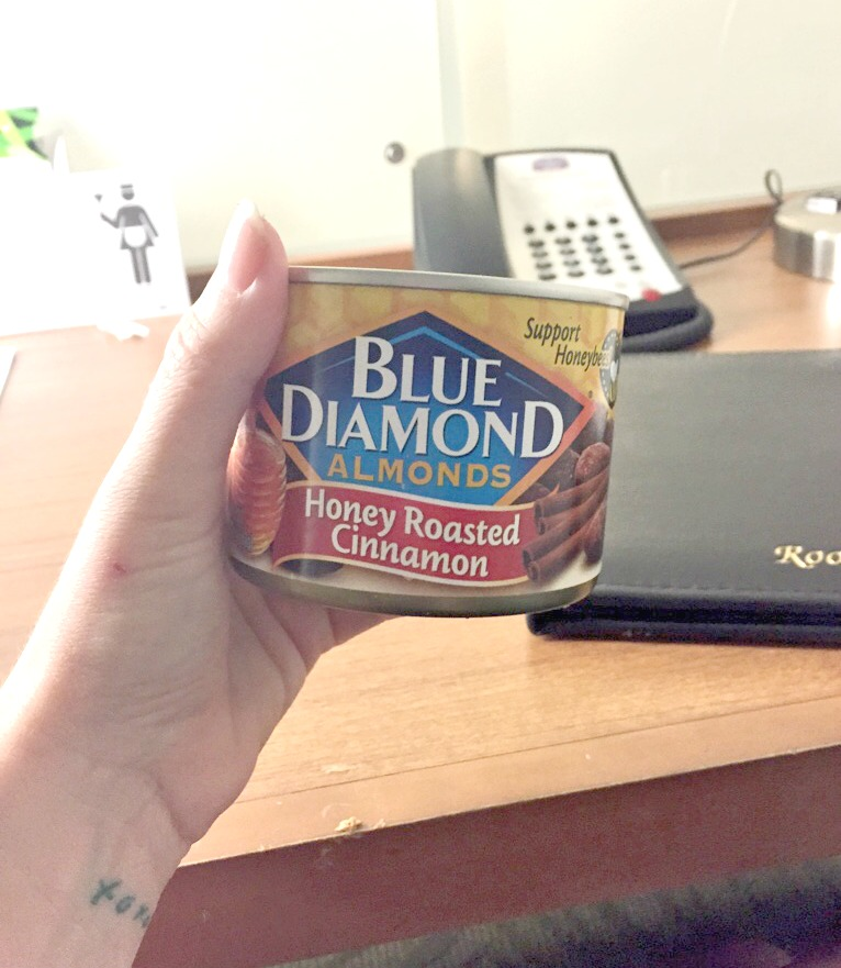 Blue Diamond Honey Cinnamon Almonds