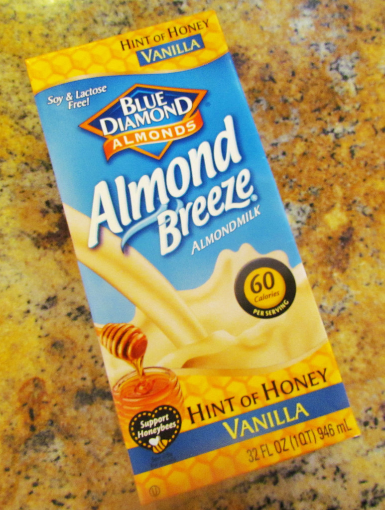 Almond Breeze Honey AlmondMilk