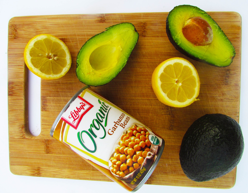 avocado cup ingredients