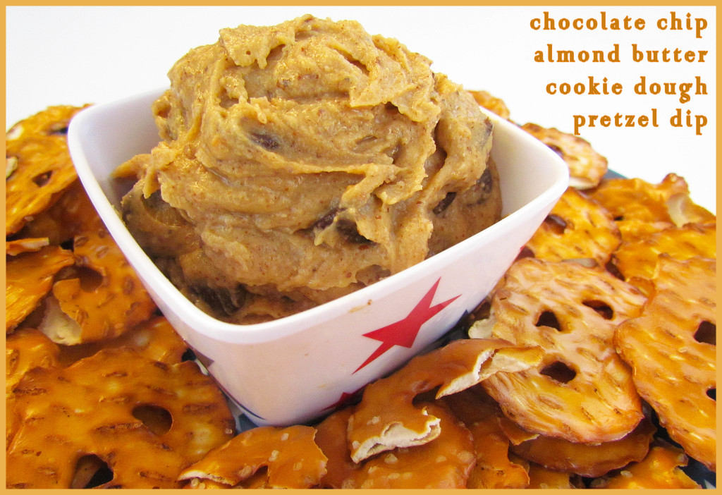cookie dough pretzel dip-2