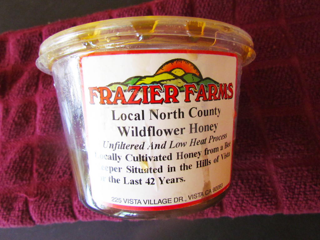 Frazier Farms-Vista Honey