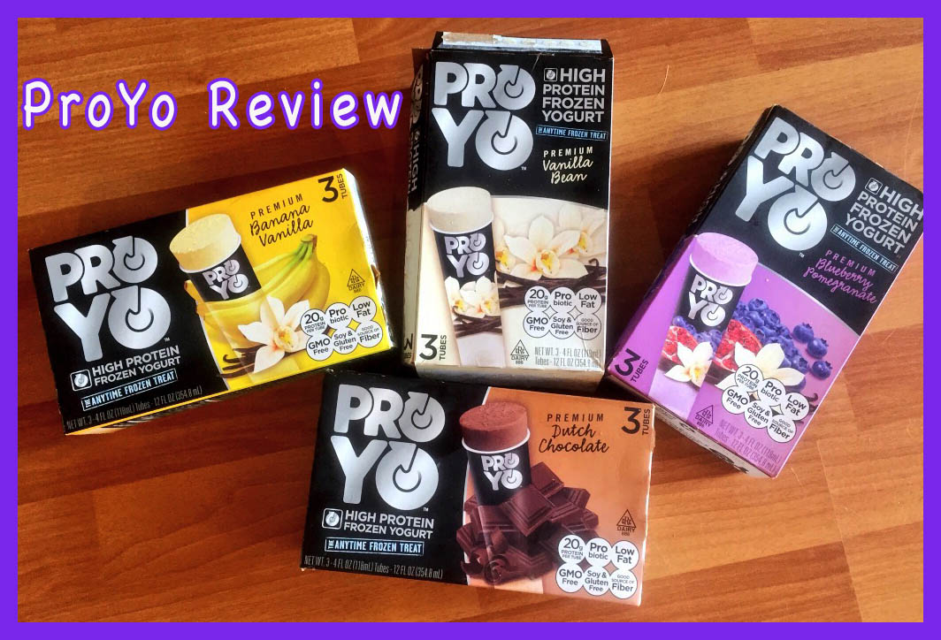 ProYo High Protein Frozen Yogurt Review