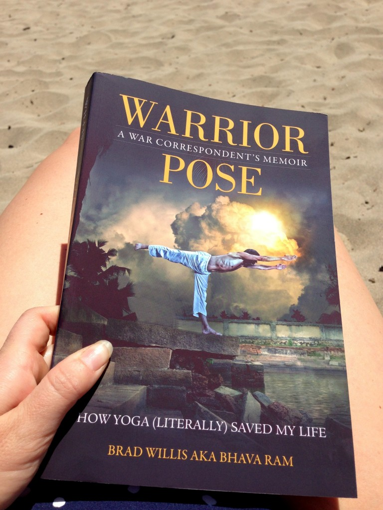 {Throwback Thursday} Warrior Pose: How Yoga (Literally) Saved My Life *Book Review & Interview*