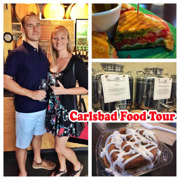 Food Touring in Carlsbad [Weekend Recap]