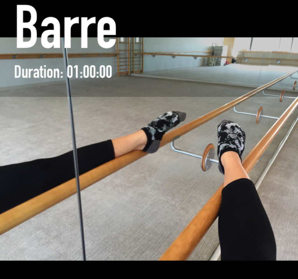 Barre Power Hour