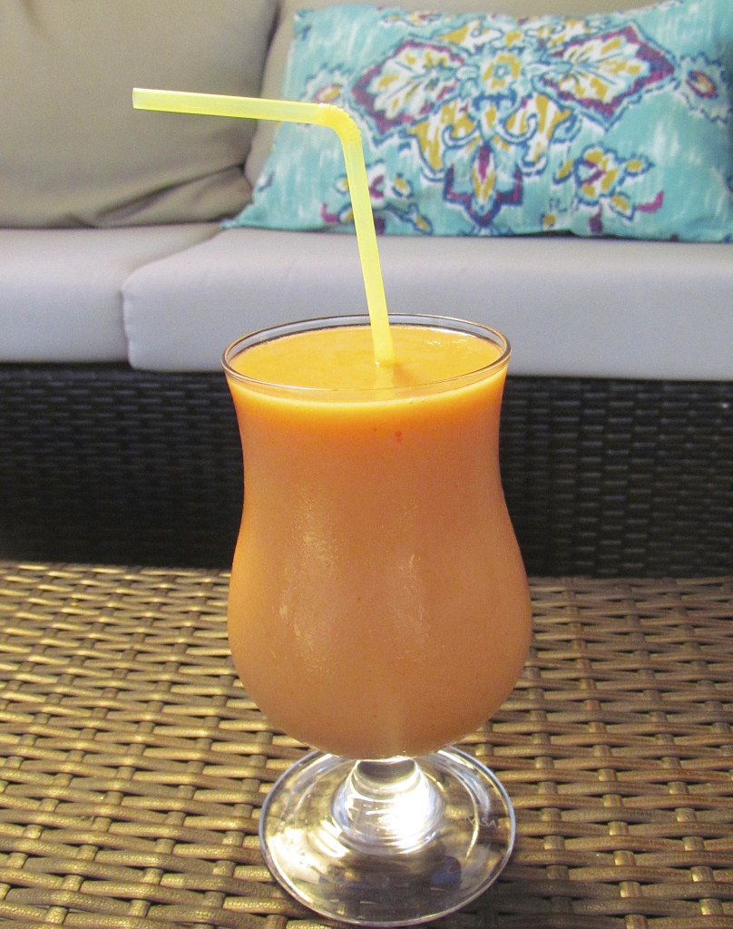 mango melon smoothie-3