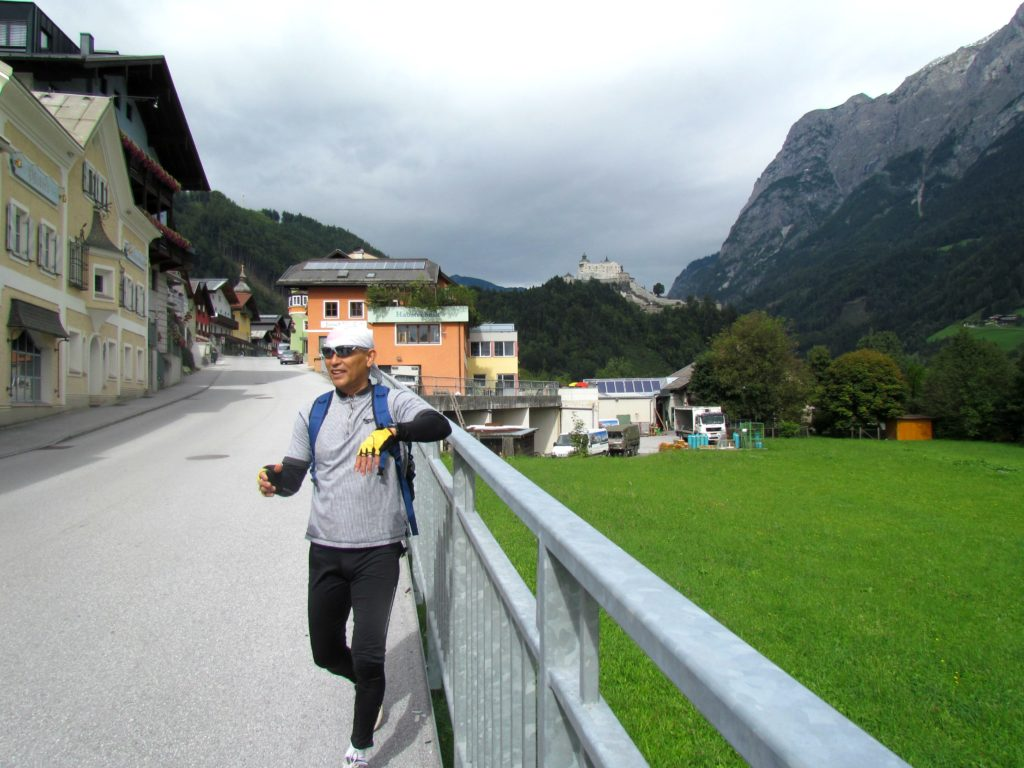 Austrian Bike Tour Guide