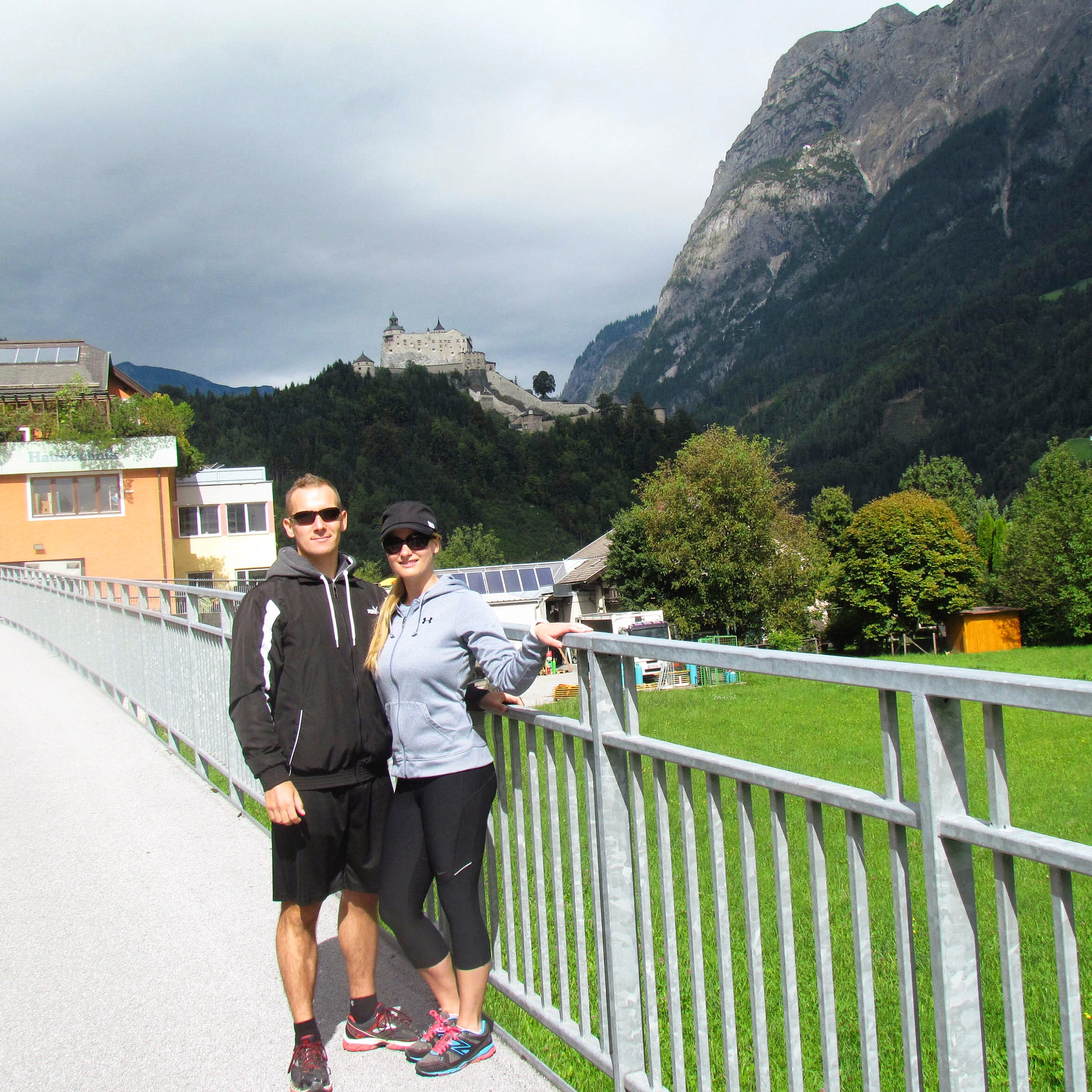 Austrian bike excursion