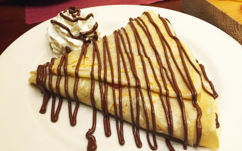 San Diego Spotlight on Crepes & Corks Restaurant and Wine Bar