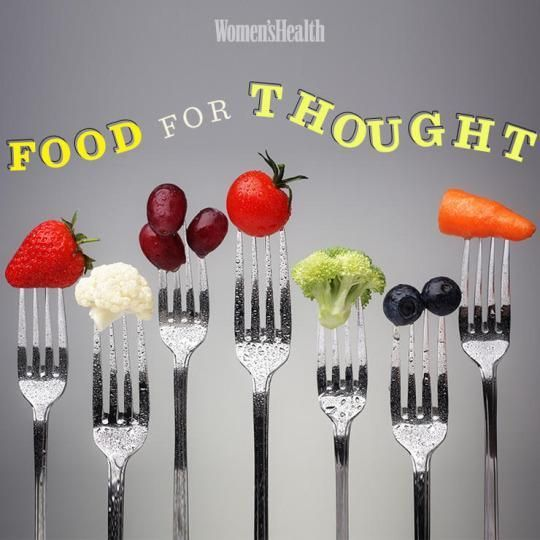 Women's Health-Food for Thought