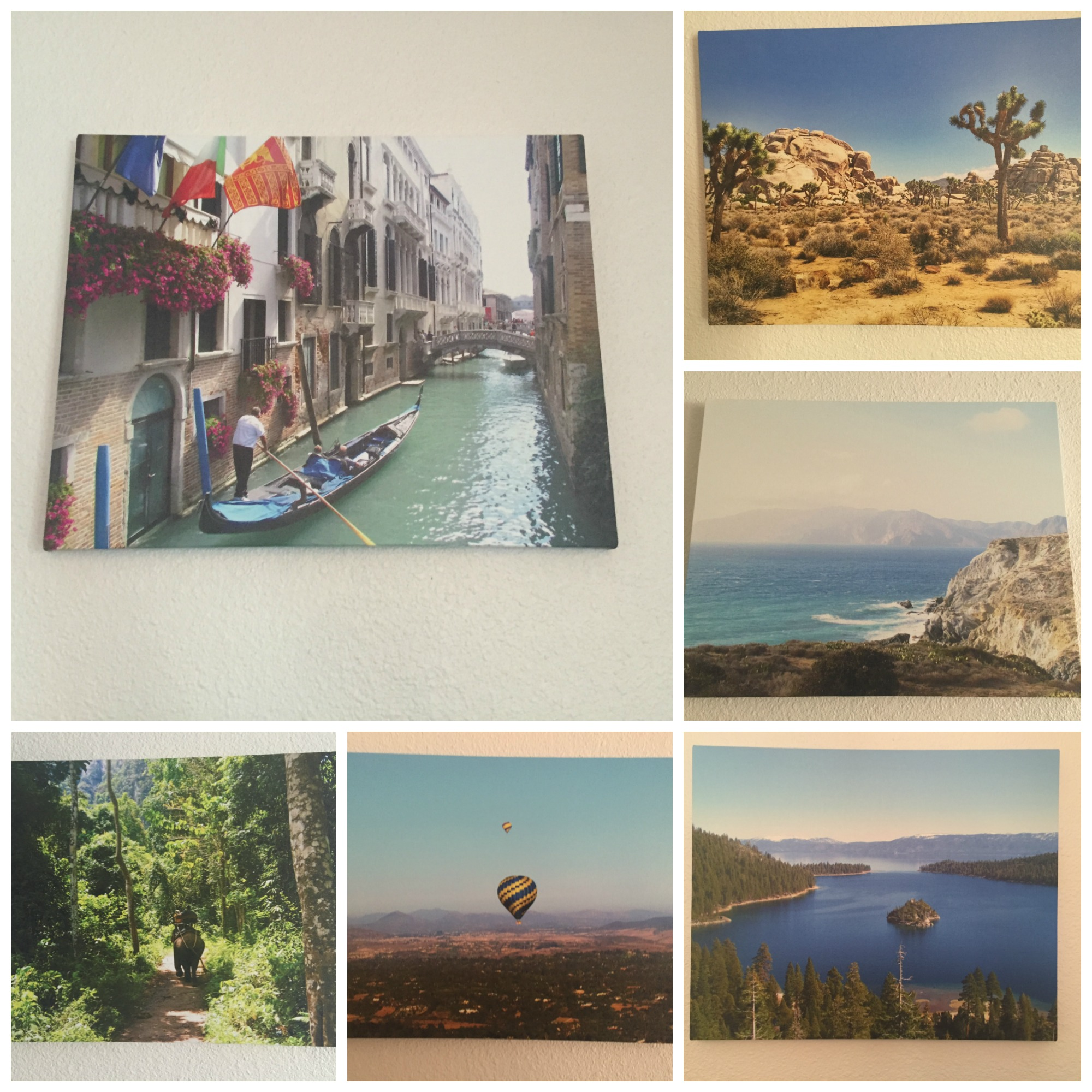 Canvas Prints Collage