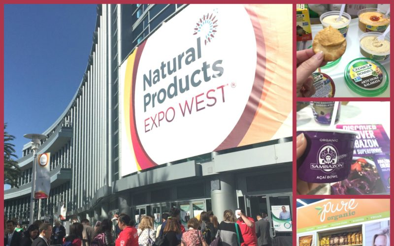 3 Food Trends Seen at Natural Products Expo West 2016 in Anaheim