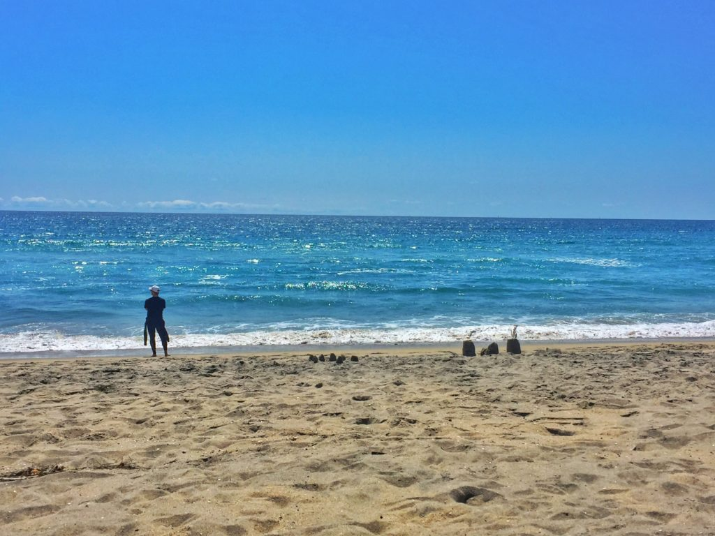 Carlsbad beach-May 16