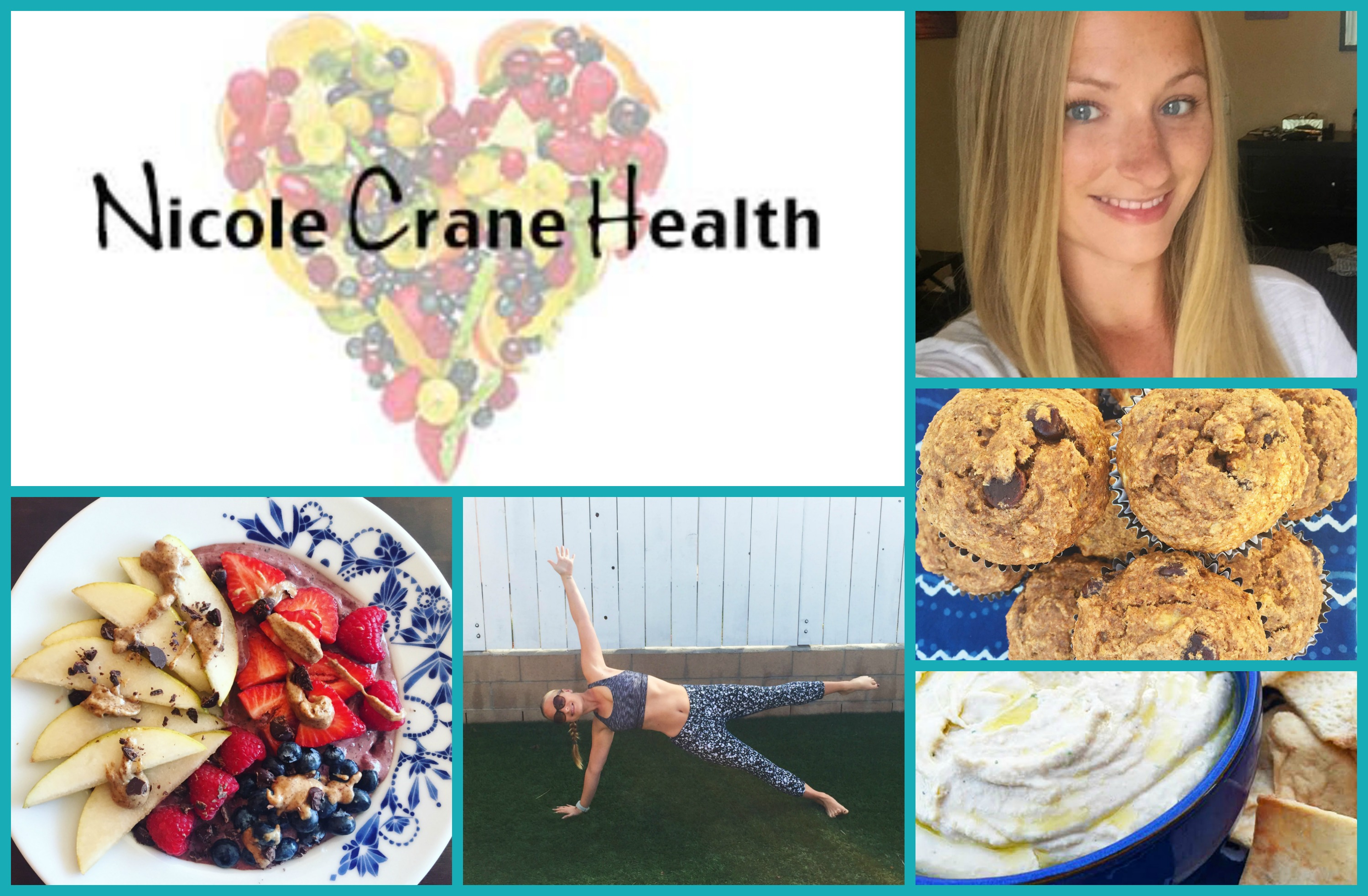 Nicole Crane Health Collage