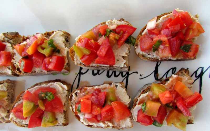 bruschetta Archives - Foodie Loves Fitness