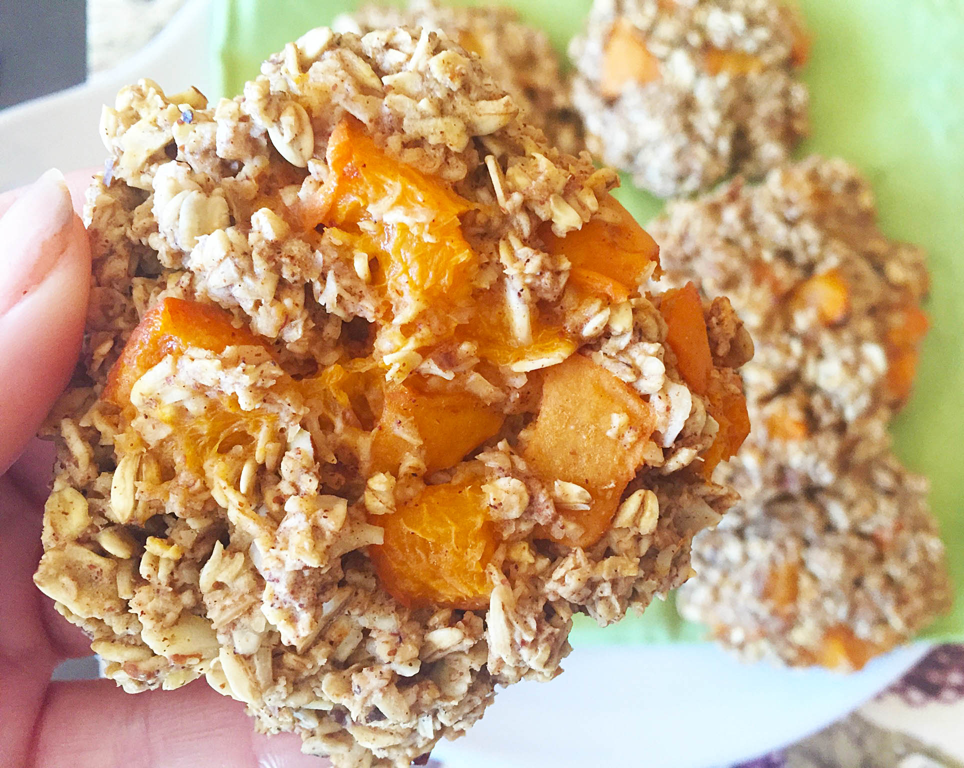 Apricot cookies-3
