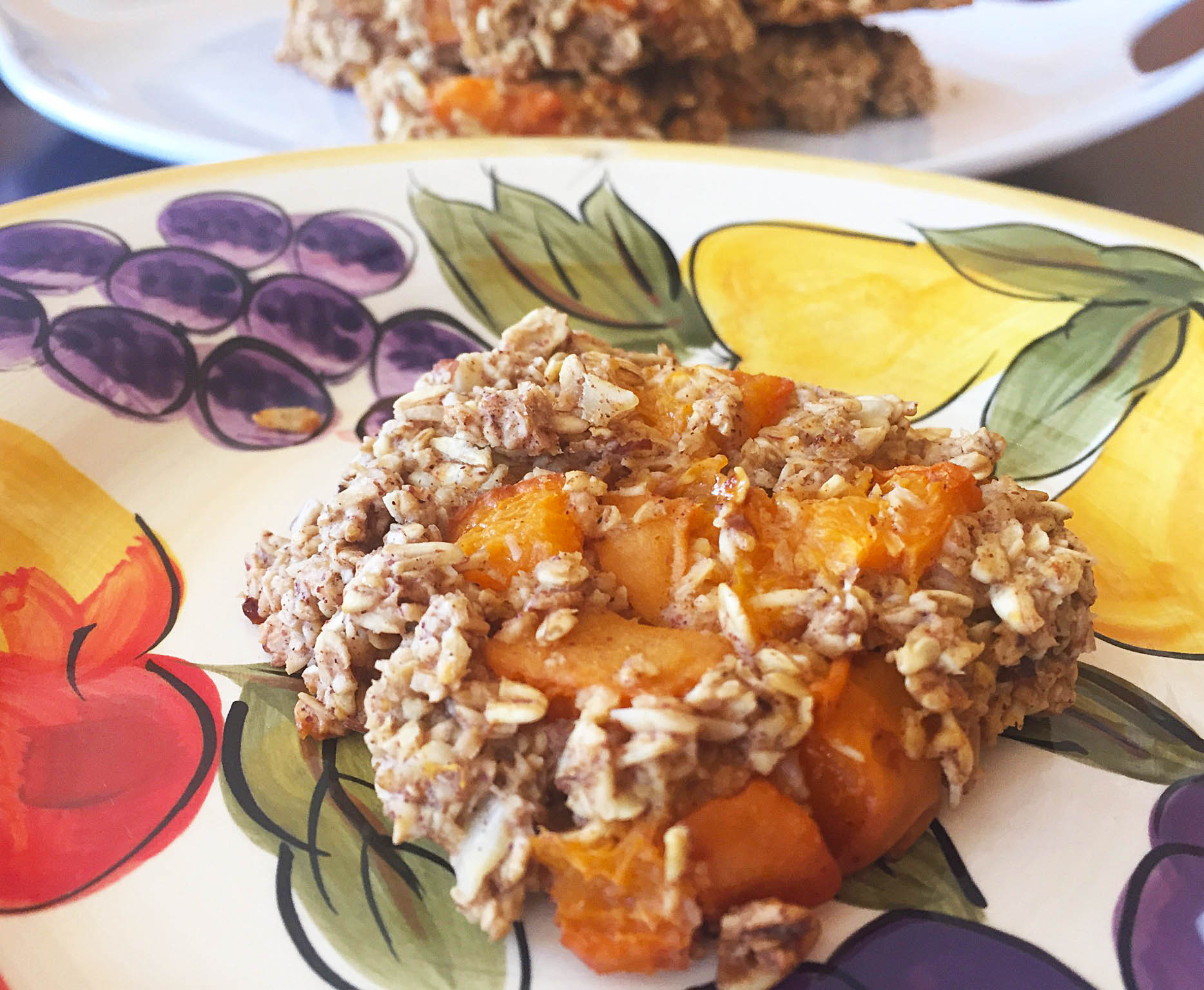 Apricot cookies-4