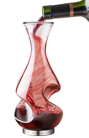 uncommongoods-twist-decanter