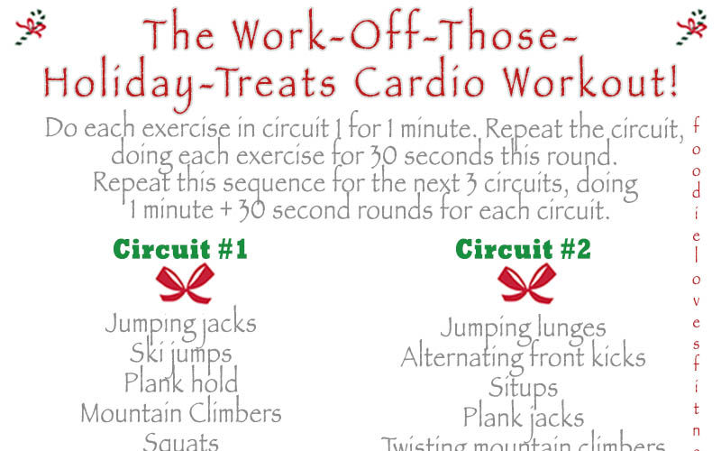 Three Workouts to Try This Holiday Season
