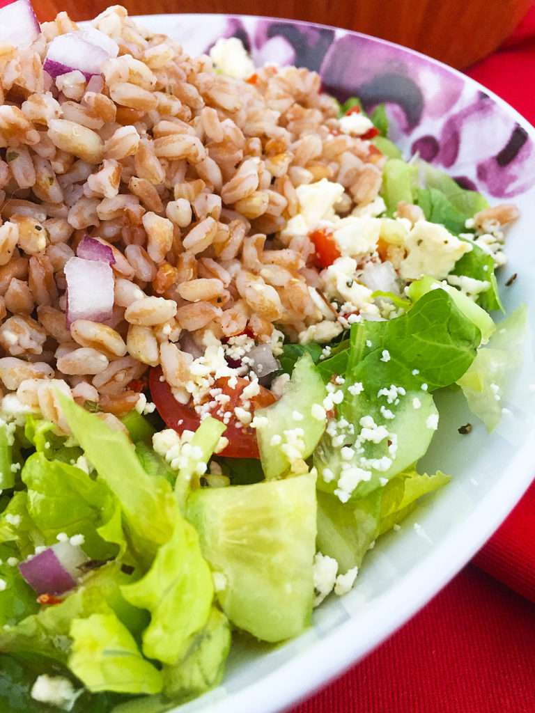 how to make greek salad dressing with red wine vinegar
