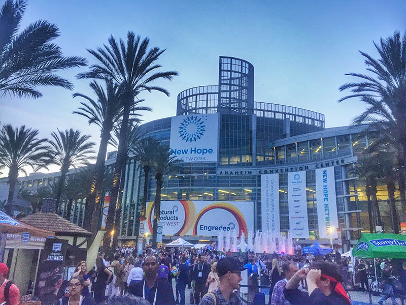 15 Interesting Food Trends & Finds at Expo West • Foodie Loves Fitness