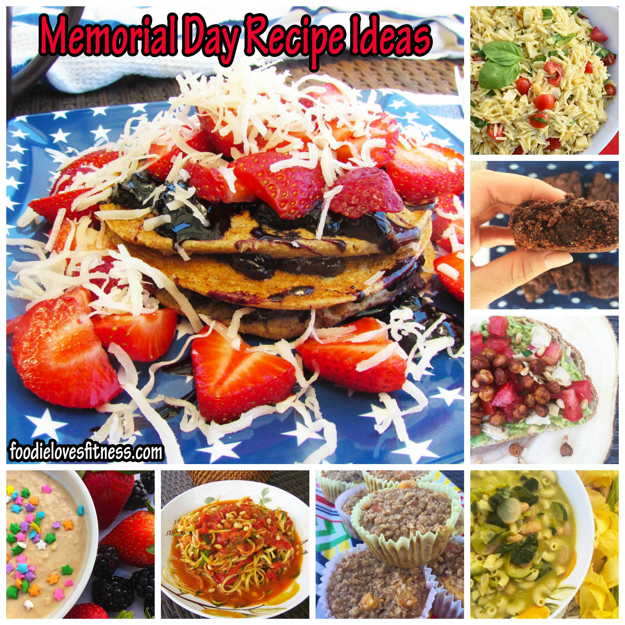 10 Recipes To Try This Memorial Day Weekend • Foodie Loves