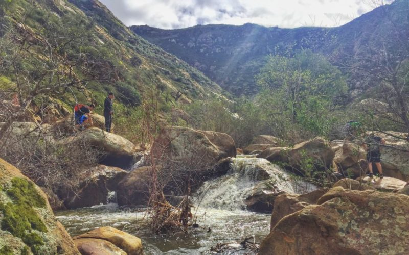 Three Sisters Waterfall Hike {2017 Edition} + An Afternoon of Wine in Temecula