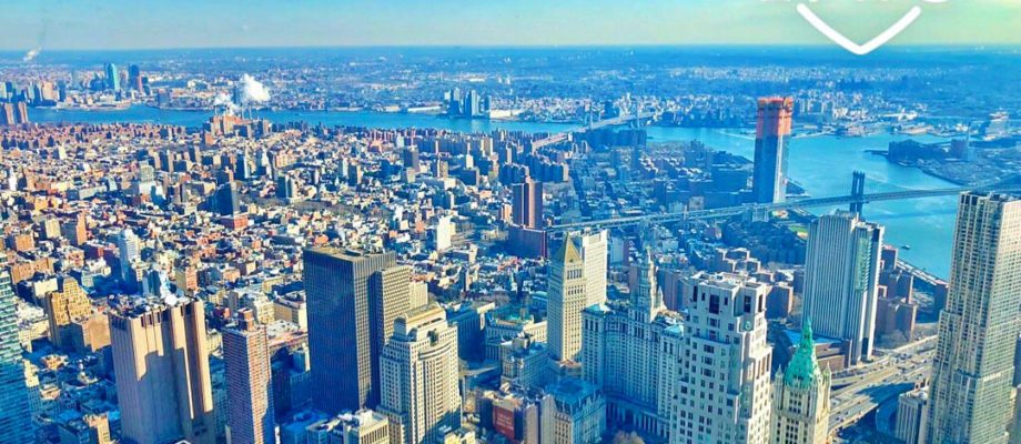 New York City Magic: Views from One World Observatory, 9/11 Memorial, Wicked on Broadway & Eataly