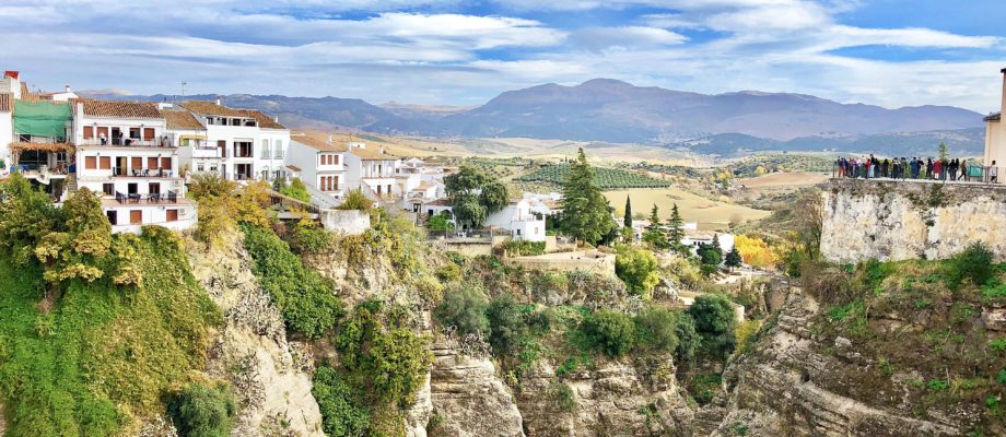 A Dreamy Wine Country Day in Ronda, Spain